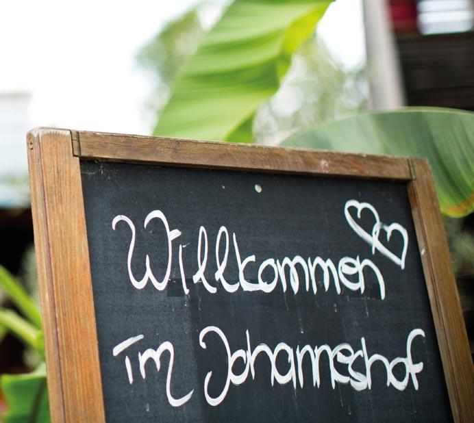Gartenwirtschaft Johanneshof Stadtlandkind