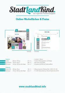 Online Mediadaten SLK