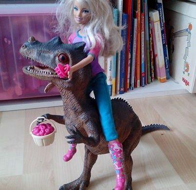 BarbieDino