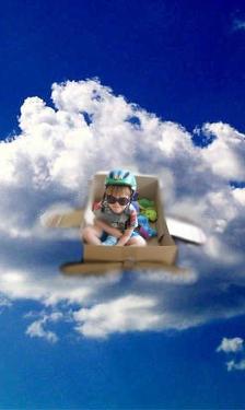 Paul auf Wolke Beitragsbild