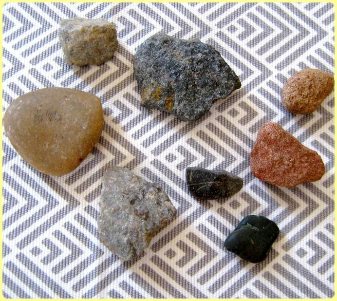 Steine sammeln DIY