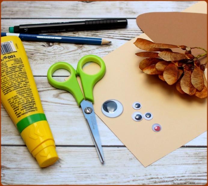 Material für igel DIY