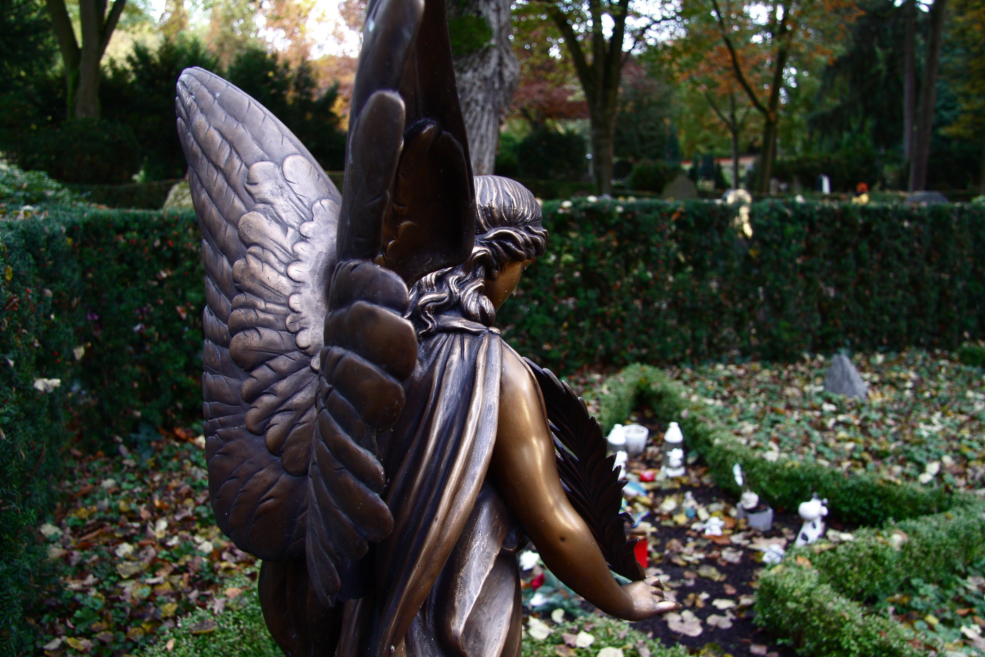 1_Engel mit Sternenfeld - farbig