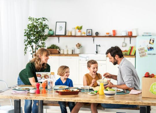 HelloFresh_Family_Box_Familie