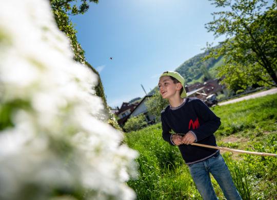 Sascha Lotz 25.04.2019 SLK OZD / Troesel / Treffen mit Anna Onorato und ihrer Familie sowie dem kleinen Maurizio, der fruehkindlichen Autismus hat (ONLINE+SLK+Podcast).