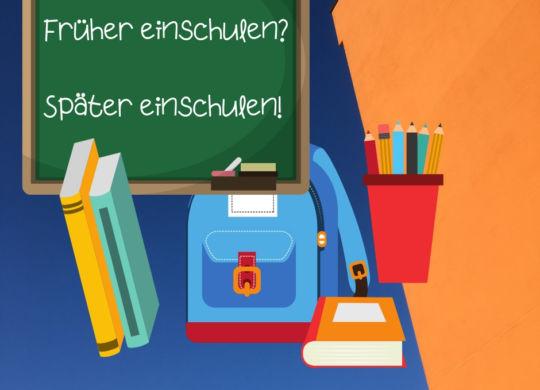 Einschulen