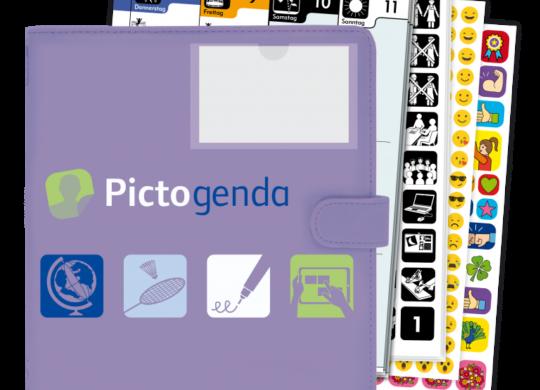 DU Pictogenda 2021 met inhoud