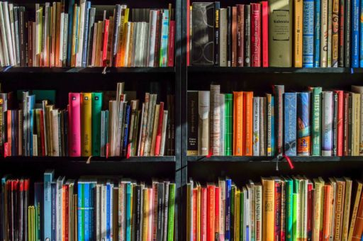 Bücher, Bücherei, Bibliothek, Lesen